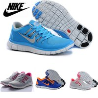 2016 New Style Nike Free Run 5.0 V2 Running Shoes For Women, Cheap Best Quality Lightweight Breathable Athletic Outdoor Sport Sneakers
