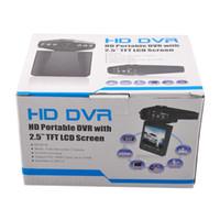 100W pixels LCD 2,5 pouces voiture DVR 1080P Dash cames Car DVR enregistreur système de caméra boîte noire H198 version nocturne Video Recorder dashcam