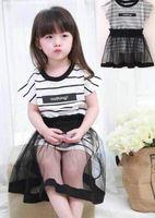 Girls Clothes 2015 Summer Kids Clothing Sets Korean Children...