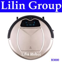Robot Vacuum Cleaner , Two Side Brushes, LED Touch Screen. wit...