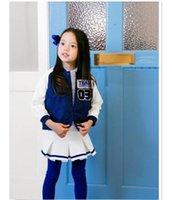 2015 Letter Number Print Base Ball Style Sport Children Clot...