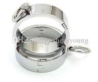 Female Metal Hand wrist bracelet DDSM Bondage Gear Erotic Se...