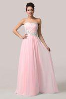 Cheap Grace Karin Floor Length Chiffon Sequins Prom Dresses ...