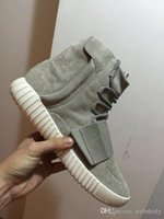 2016 Brand New Kanye West Yeezy 750 Boost Sneakers Ankle Boo...
