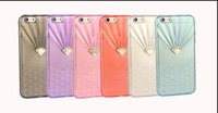 Wave Diamond Clear Crystal Silicone Soft TPU Cover Case For ...