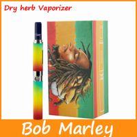 Подарочная коробка Vaporizer Kit Боб Марли Vaporizer Pen Kit Dry Herbel Pen Vaporizer Pen E Cig Kit Для сухой травы Атомайзер