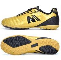 Wholesale- Free shipping 2015 football shoes man Broken nails...