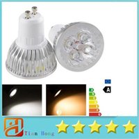 Dimmable LED Ceiling Lamp GU10 Spot Light 12W 4x3W Cool Whit...