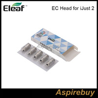 In Stock Authentic Eleaf iJust 2 EC dual coil replacement co...