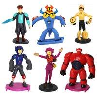 2014 New Arrive Big Hero 6 Movie 14cm Action Figure Collecti...