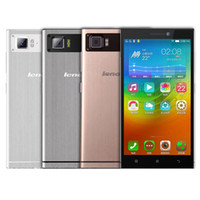 Original Lenovo Z2 Z2W 4G LTE Smart Phone 5.5Inch IPS Écran Quad Core MSM8916 Android4.4 2G RAM 32G ROM 13.0MP