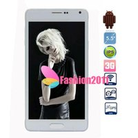 1: 1 Note 4 SM- N9100 Dual Core MTK6572 Smart Phone 1GB RAM 16...