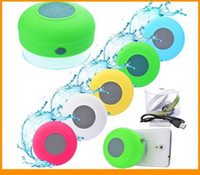 colors Portable Waterproof Wireless Bluetooth Speaker Shower...