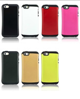 THOR double layered Plastic Tpu Case For Iphone 6 4. 7' &...