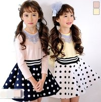2015 New Arrinal Spring Latest Children Girls Dress A- line S...