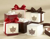 Wholesale Candy Boxes Maple - Buy Cheap Candy Boxes Maple from ...