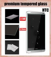 prime verre trempé protecteur d'écran pour HTC One M8 protecteur d'écran htc desier 510 M9 de verre trempé M7 D510 D516 D620 SSC027