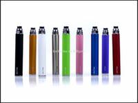 Горячая эго-С Твист батареи эго переменной батареи напряжение 650mAh 900 мАч 1100mAh для эго электронных сигарет комплект электронных сигарет комплекты различных цветов