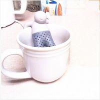 2016 Teapot cute Mr Tea Infuser Tea Strainer Coffee & Tea Se...
