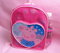 31*25*9CM Geroge Pig Bags Children School Bags Boys and Girl...