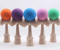 Big size 19*6cm Kendama Ball Japanese Traditional Wood Game ...