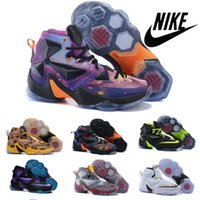 2016 Mens nike lebron 13 xiii basketball shoes for sale, Disc...