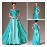 2015 Stylish Mother Of The Bride Groom Drssses with Crystal ...