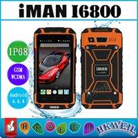 Iman i6800 Android 4. 4 MTK6582 Quad Core 4. 7 Inch Smart Phon...