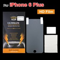 0. 2mm Clear Screen Protector Film for Iphone 6 6 Plus Apple ...
