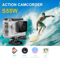 "S55W 1. 5"" 1080P Full HD Sports DV Video Cameras Action ..."