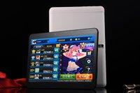 10.1 pouce Tablette 3G phablet Téléphone Appel PC 1Go 16 Go Dual SIM Android 4.2 double caméra 10.1