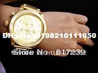 big face gold watch uk uk delivery on big face gold watch luxury men s water resistant newems shipping fashion brand luxury men s big face watch model the 51 30 chrono all gold 300m waterproof