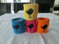high quality cheap best selling wrist sweatbands custom desi...