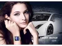 DZ09 montre intelligente GT08 U8 A1 Wrisbrand iPhone Android iwatch Smart SIM montre téléphone intelligent intelligent peut enregistrer l'état de sommeil Smart iwatch