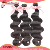 Christmas Sales!50% off!Brazilian Body Wave Hair Weaves Remy...