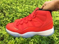 72- 10 11 RED Basketball Shoes Cheap Men Sports Shoes Discoun...