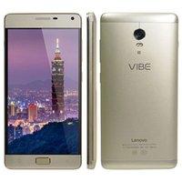 Сенсорный ID Lenovo Vibe P1 P1c72 4G LTE 3GB 16GB Qualcomm Snapdragon 615 64-Bit окта Ядро 5.5-дюймовый IPS 1920 * 1080 FHD 5000mAh Аккумулятор смартфона