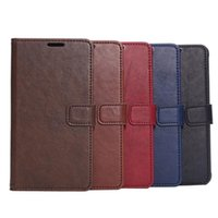 """Wallet Leather Case with Card Slot Photo Frame for 5. 7""""..."""