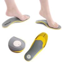 3D Premium Unisex Femmes Hommes Chaussures confortables Semelles orthopédiques Inserts Haute Arch Support Pad Sport US02