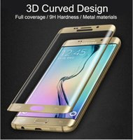 3D Curved Full Sreen Cover Ultra Thin 9H Hardness Tempered G...