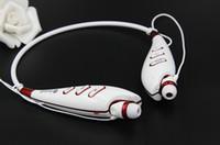 Bluetooth Headset S740T Sport casque sans fil Oreillette Bluetooth V3.0 casque pour carte Iphone Samsung FM TF Fonction Neckband US01