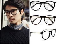cheap wholesale fashion famous designer women men eye glasses frames korean vintage prescription big nerd glasses frames men accessories