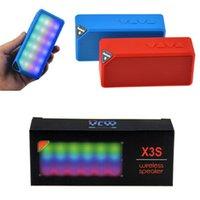 2015 X3S Mini Bluetooth Speaker Wireless Hifi Speakers Subwo...
