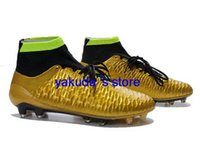 2014 Magista Obra AG Soccer Shoes Cheap Cleats , Drop Shippin...