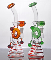 verre Illadelph bong Bongs tuyaux d'eau en verre de verre épais eau de pipes en verre taille commune 14mm
