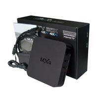 DHL free MXQ TV BOX Amlogic S805 Quad Core Android 4. 4 Kitka...