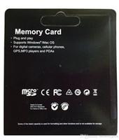Tarjeta de 16 GB 32 GB 64 GB Micro SD tarjeta SD SDHC SDXC USH-1 Clase 10 TF tarjeta Micro SD con adaptador + paquete al por menor libera el envío de kalatechnology
