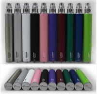 Vision ecigarette batterie ego-c twist 3.3-4.8V Variable Voltage batterie 650/900/1100 / 1300mah pour mt3 protank aerotank Nautilus DHL Free