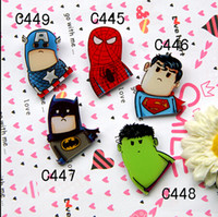 5 ifferent style Mix order accepted Giant Spiderman Captain ...