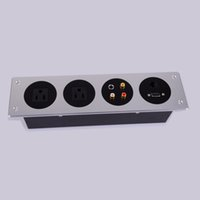2015 US Plug Mutiifunction Tabletop Socket Workbench Socket ...